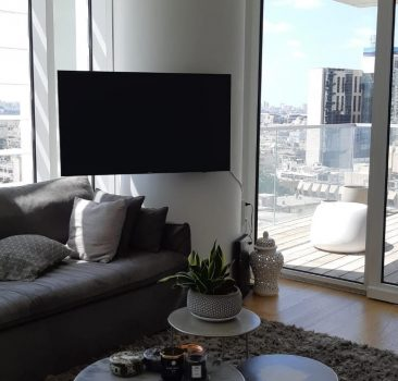 למכירה דירת יוקרה במגדל ריצ'ארד מאייר על רוטשילד קומה 11 גורדנה, תל אביב