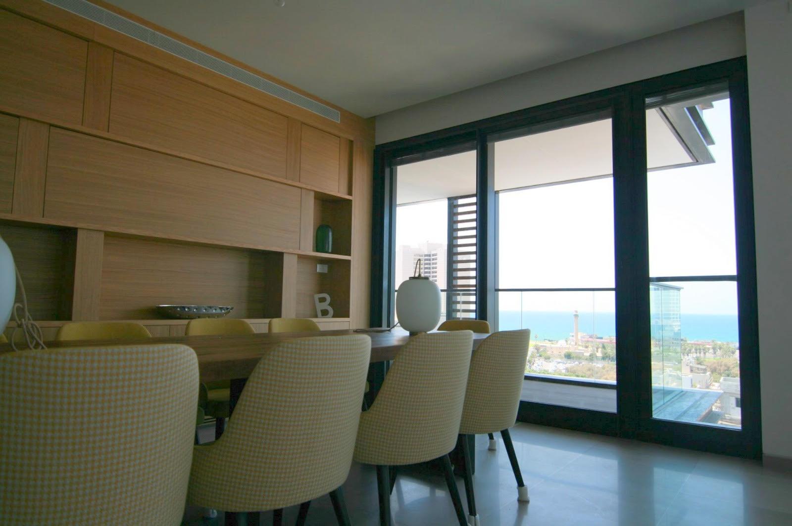 להשכרה דירת יוקרה במגדל White City בקרבת נווה צדק, תל אביב יפו