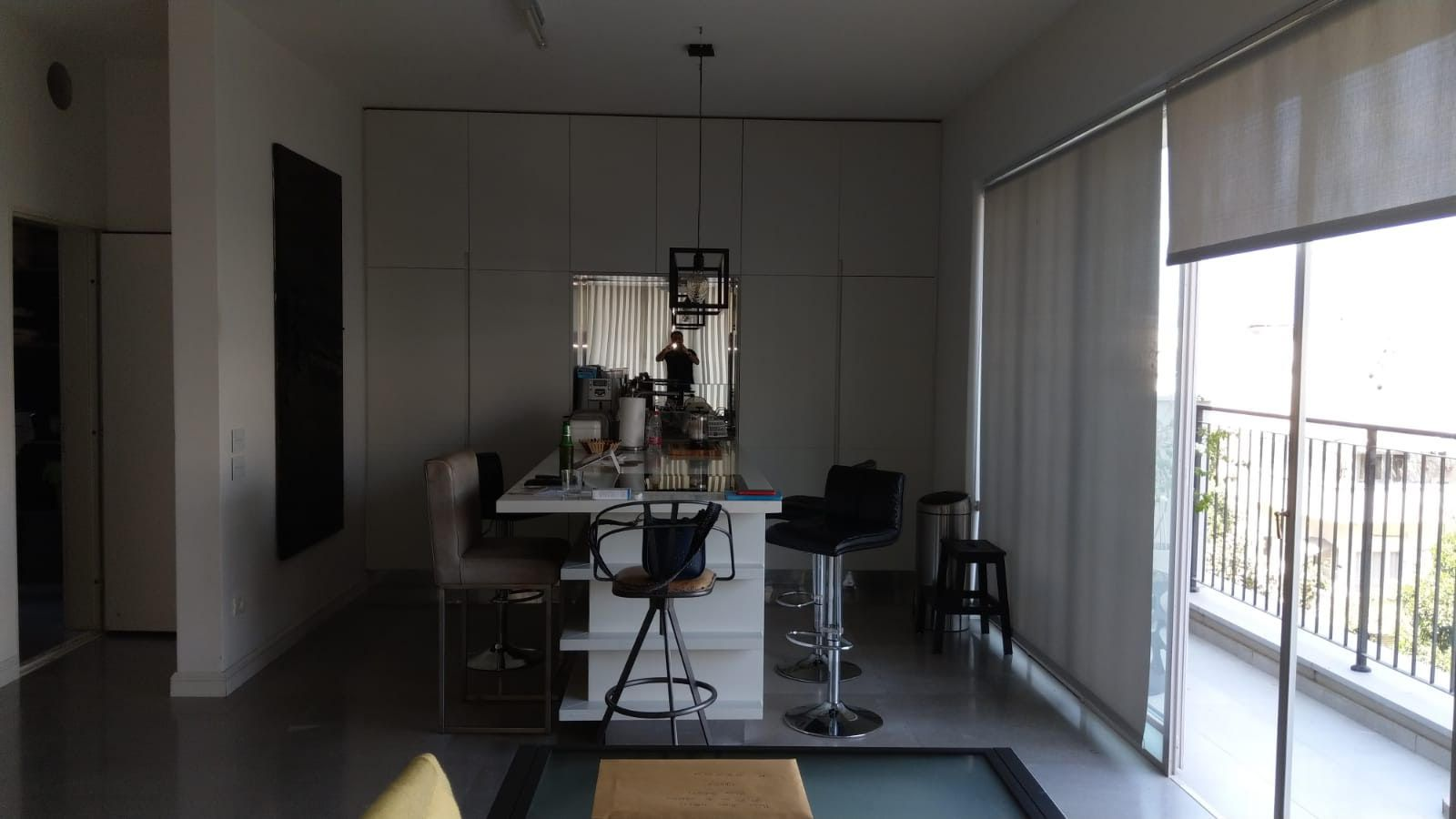 למכירה דירת 5 חדרים בבניין באוהאוס בלב העיר תל אביב