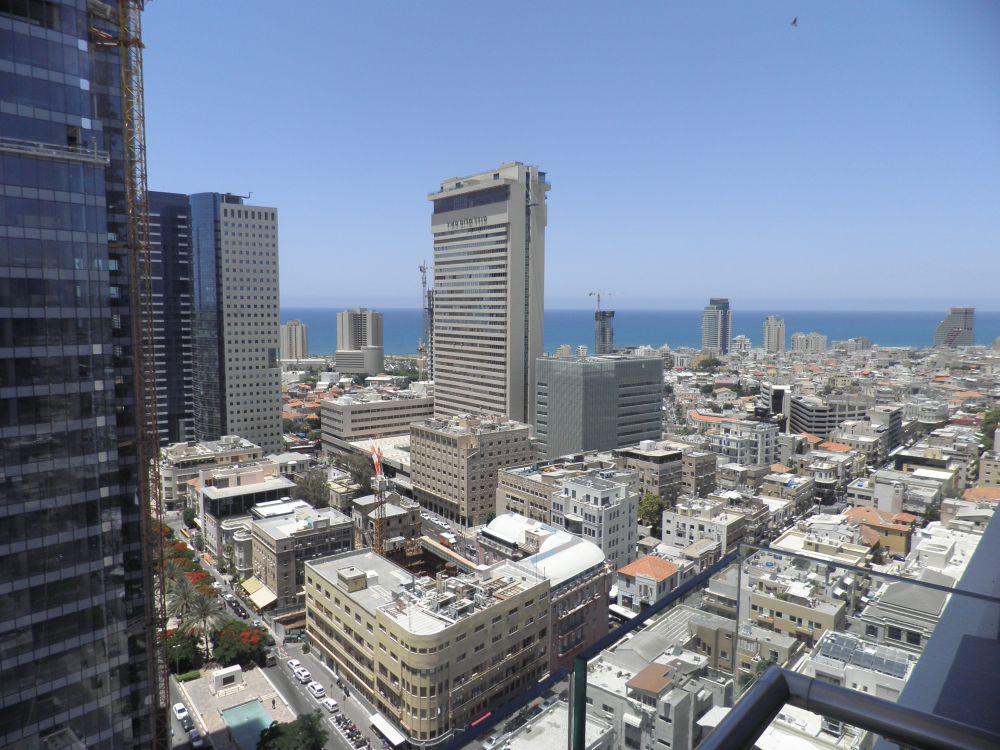 למכירה דירת יוקרה במגדל בשכונת רוטשילד תל אביב - יפו