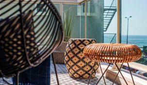 דירת בוטיק 3 חדרים בקרבת החוף תל אביב