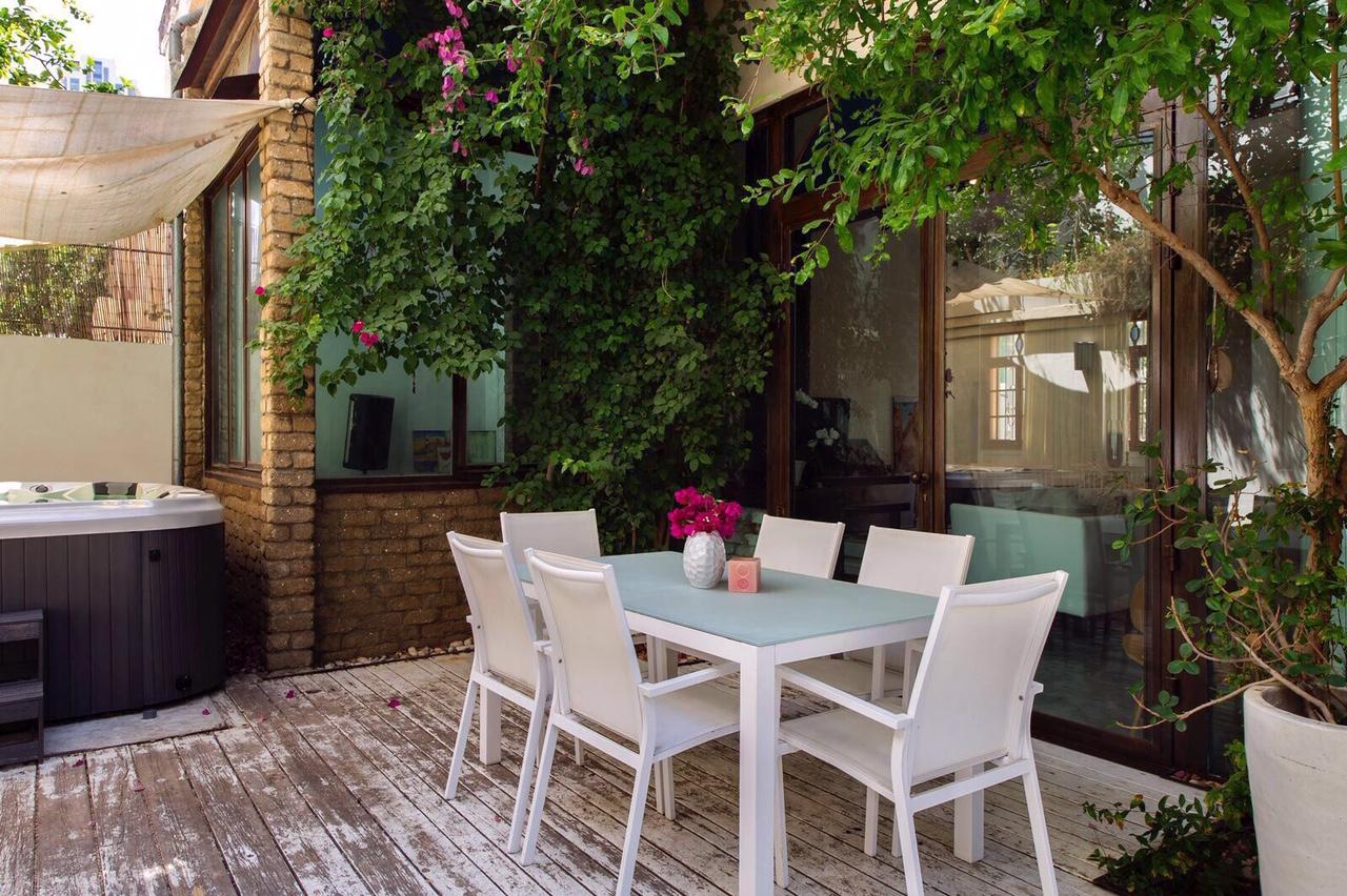 להשכרה בית פרטי מדהים בנווה צדק, תל אביב ישראל