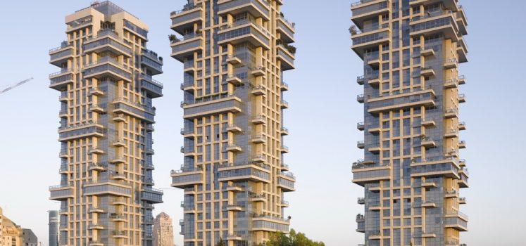 למכירה דירת יוקרה במגדל אקירוב, צפון ישן תל אביב ישראל