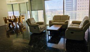 להשכרה דירת יוקרה במגדל רוטשילד 17 תל אביב